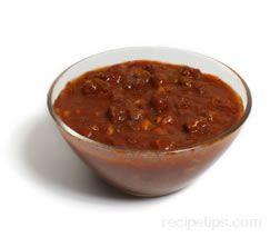 chili con carne Glossary Term