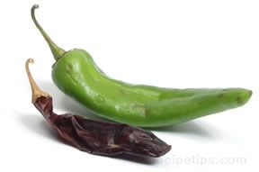 Anaheim Chile Pepper Glossary Term