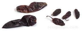 dried chile pepper Glossary Term