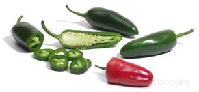 Jalape#241o Chile Pepper Glossary Term