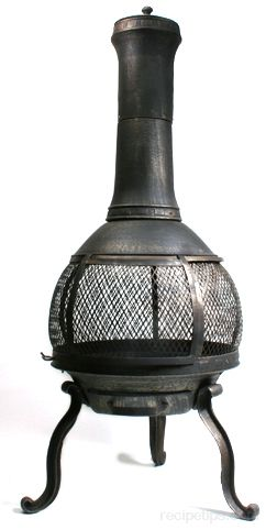 Chiminea Glossary Term