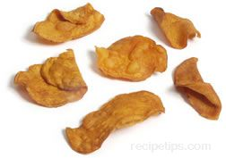 sweet potato chip Glossary Term