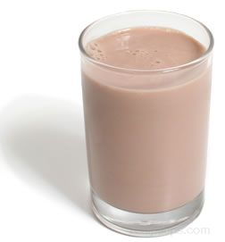 chocolate milk Glossary Term