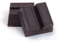 Dark Chocolate Glossary Term
