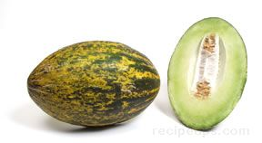 santa claus melon Glossary Term