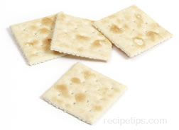 saltine cracker Glossary Term