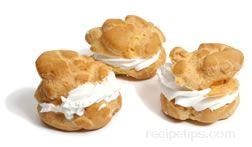 cream puff Glossary Term