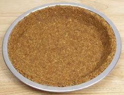 graham cracker crust Glossary Term