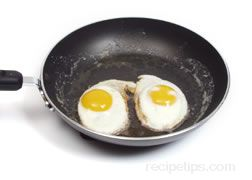 fried eggs Glossary Term