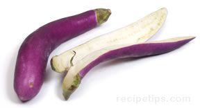 asian eggplant Glossary Term