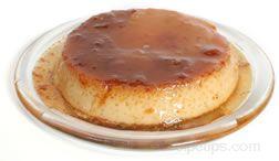 crème caramel Glossary Term