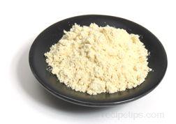 soy flour Glossary Term
