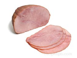honey cured ham Glossary Term