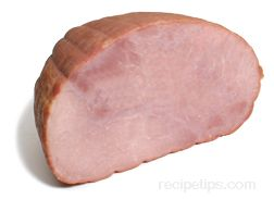 sugar cured ham Glossary Term