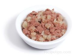 corned beef hash Glossary Term