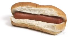hot dog Glossary Term