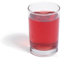 cranberry juice Glossary Term