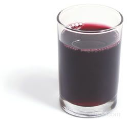 grape juice Glossary Term