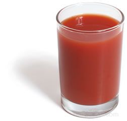 Tomato Juice Glossary Term