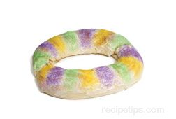 Kings Cake Glossary Term