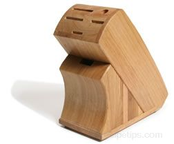 Knife Block Glossary Term