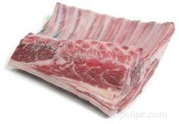Rib Roast, Lamb