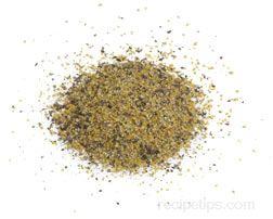 lemon pepper Glossary Term
