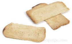 melba toast Glossary Term