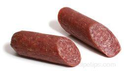 italian sausage Glossary Term