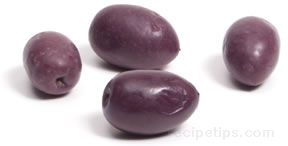 greek black olive Glossary Term