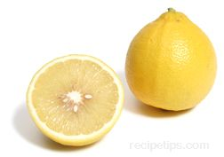 Bergamot Orange Glossary Term