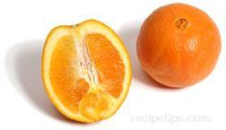 Navel Orange Glossary Term