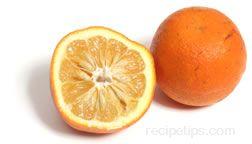 Bitter or Sour Orange