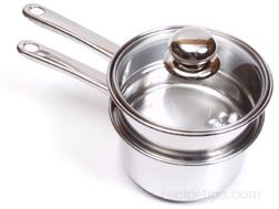 Double Boiler Glossary Term