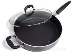 sauté pan Glossary Term