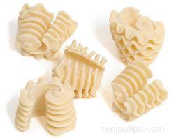 Spugnole Pasta