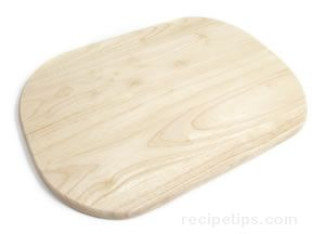 Cutting Board Definition And Cooking