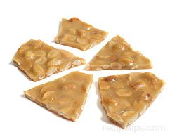 Peanut Brittle Glossary Term