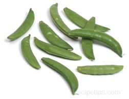sugar snap peas Glossary Term