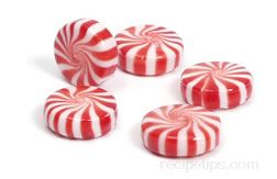 peppermint candy Glossary Term