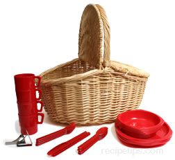 picnic basket Glossary Term
