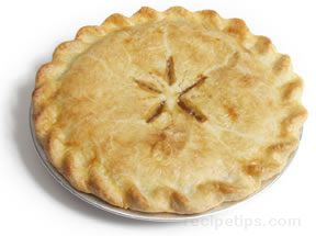 double crust pie Glossary Term