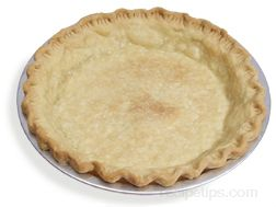 single crust pie Glossary Term