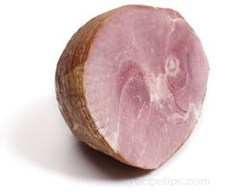 Semi Boneless Ham Glossary Term