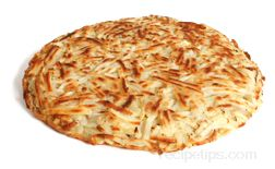 Roesti Rosti or R#246sti PotatoesnbspGlossary Term