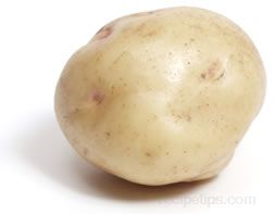 Tuber Vegetables Glossary Term