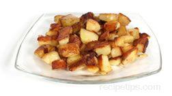 home fried potatoes Glossary Term