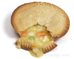 pot pie Glossary Term
