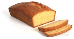 Pound Cake Glossary Term