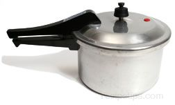 pressure cooker Glossary Term